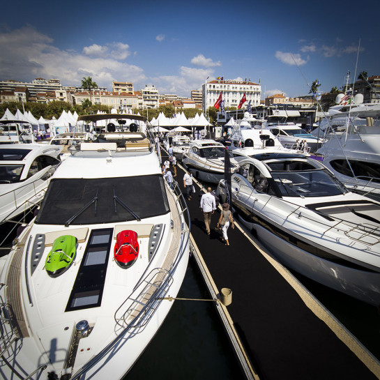 Targi w Cannes 2015