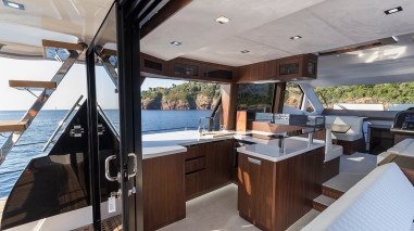 Galeon 500 Fly snapped before Cannes show debut - Motor Boat ...