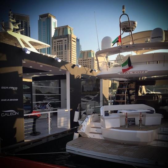 Targi w Dubaju