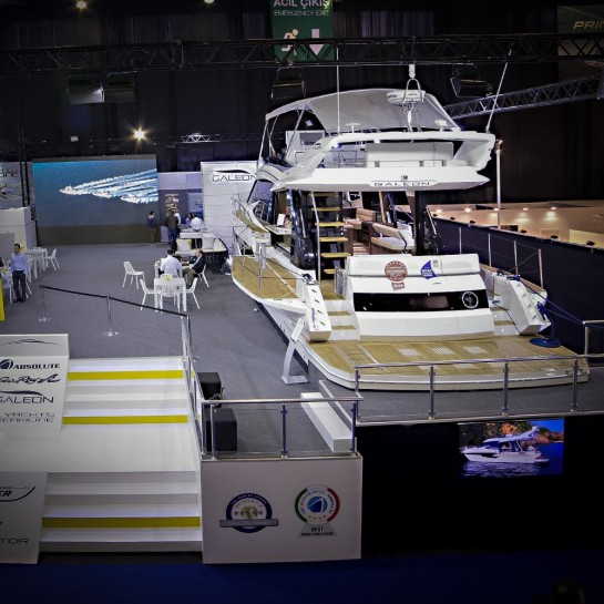 Eurasia Boat Show
