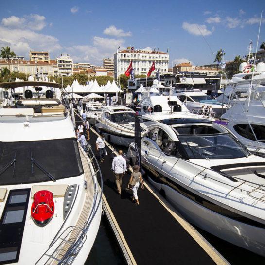 Zaproszenie na targi w Cannes