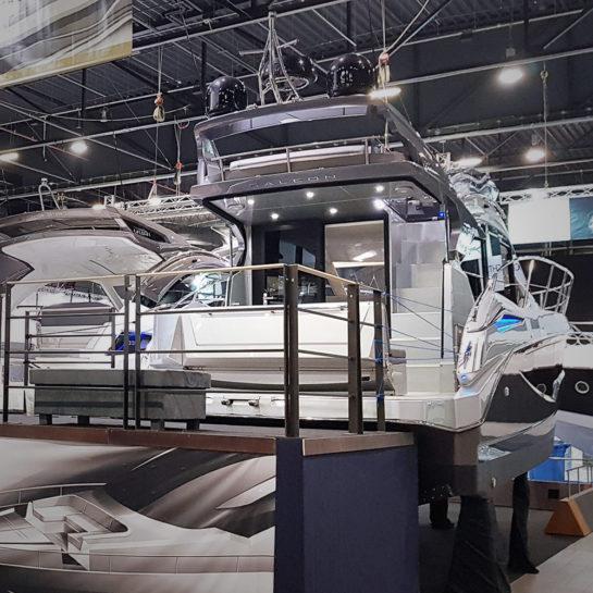 Galeon at Warsaw Boat Show