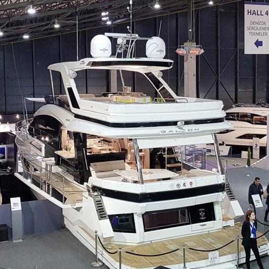 Istanbul Tuzla Boat Show 2019