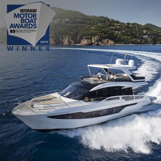 Galeon 640 Flybridge zwycięzcą prestiżowej nagrody