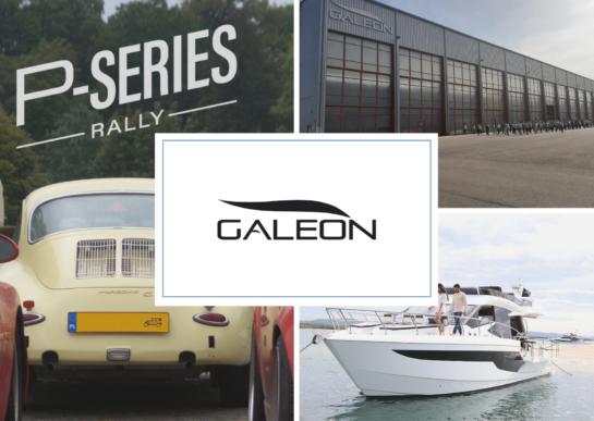 P-series Rally & Galeon Yachts 22.05.2021